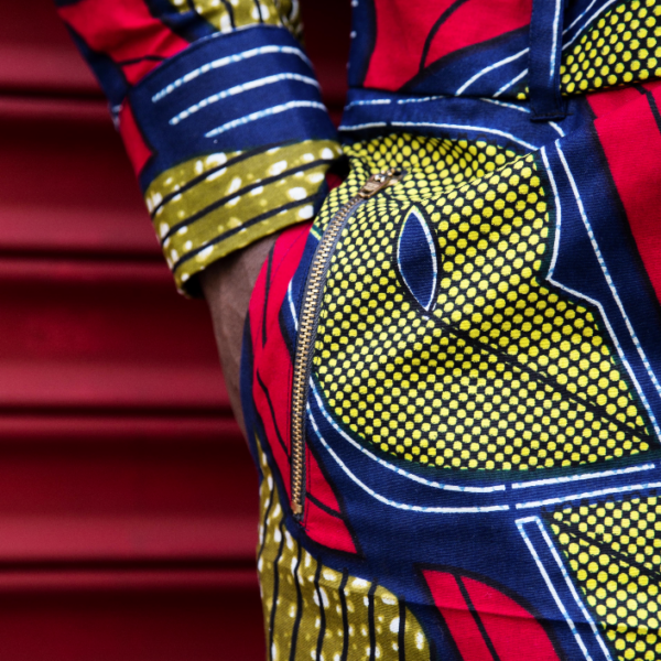 A Modern Take on Ankara (African Print)