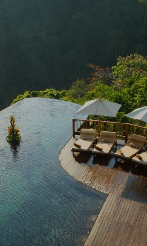 Hanging Gardens of Bali – 7 Star Luxury Hotel & Resort