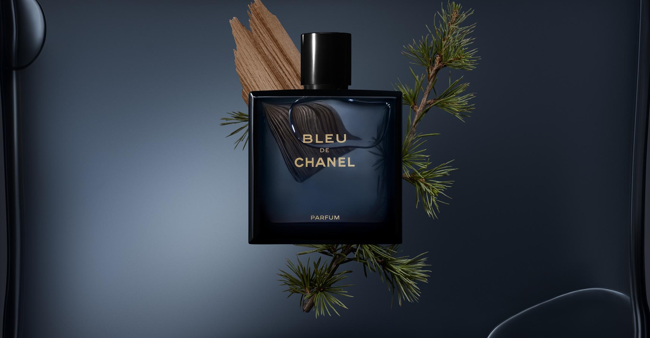 عطر بلو شانيل رجالي اصلي bleu de chanel